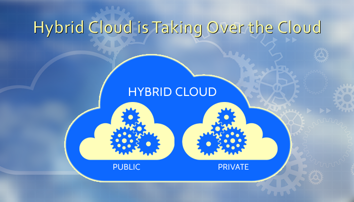 Hybrid Cloud is Taking Over the Cloud – Why?