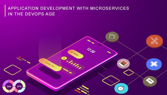 microservices Application development in Devops age
